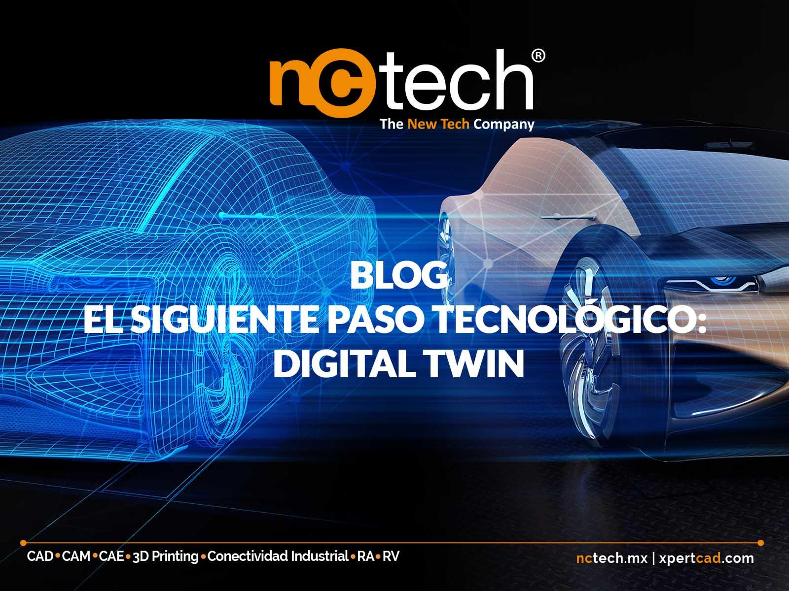 El siguiente paso tecnológico: Digital Twin