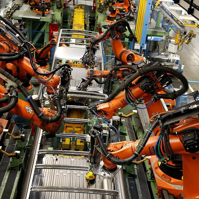 9 tendencias de la robótica industrial en estos tiempos