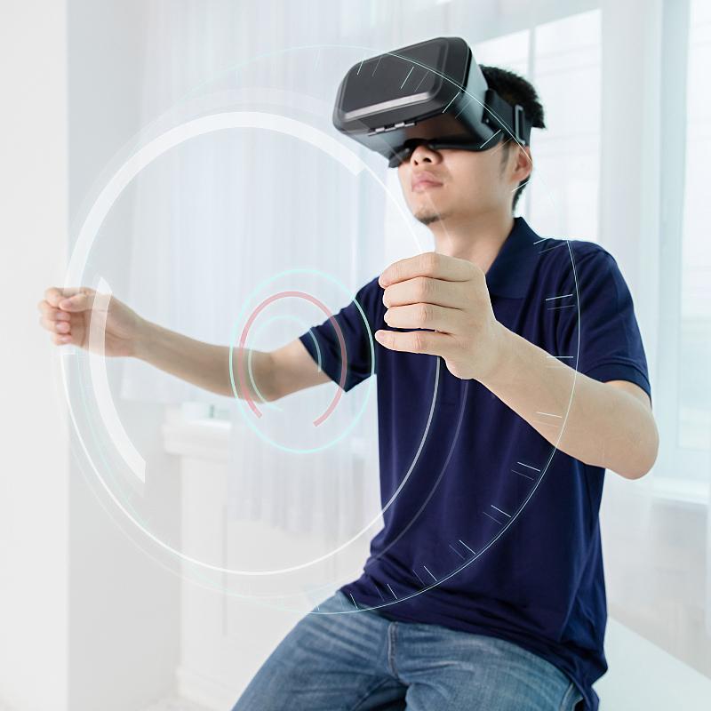 ¡Conoce todo sobre la tecnología háptica y su alcance en la formación experta!